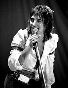 Rod Stewart is73years old today. He was born on 10 January 1945 Happy birthday Rod!