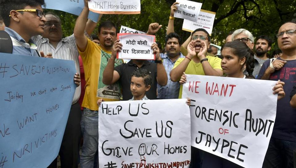 SC asks Jaypee Associates to submit details of its ongoing housing projects