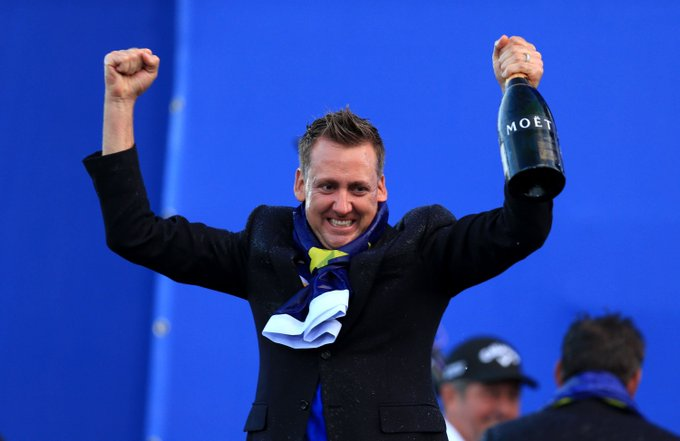 12x European Tour wins  5x Ryder Cup wins 2x PGA Tour wins  Happy birthday Ian Poulter