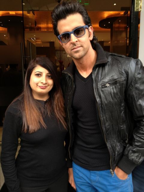 Wishing Hrithik Roshan a very happy birthday & happiness always
