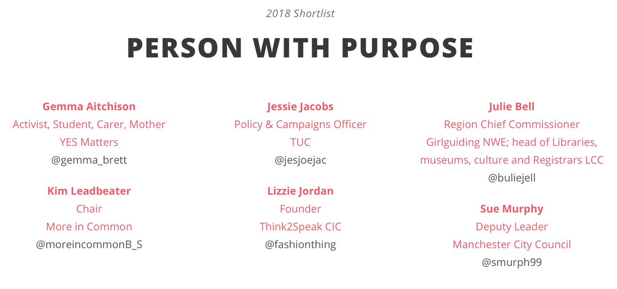 test Twitter Media - Our chair, @smurph99, has been nominated as a person of purpose in the 2018 @northpowerwomen awards https://t.co/FJ4GKZ52qq
