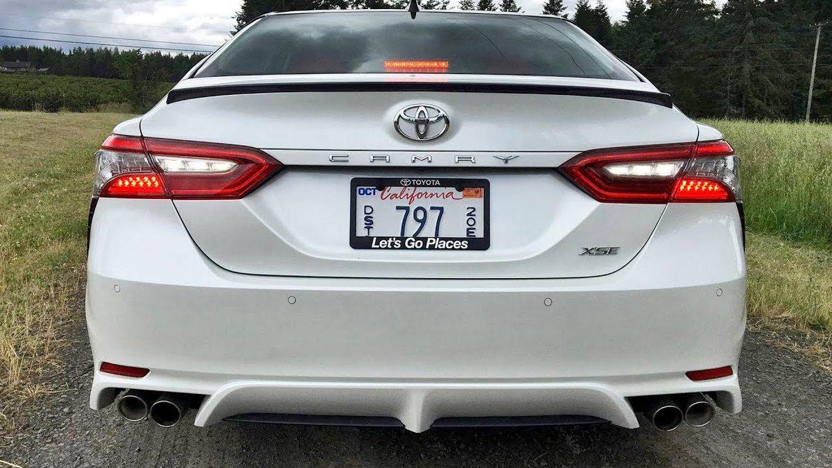 2018 Toyota Camry Review - Dauer: 7 Minuten, 51 Sekunden