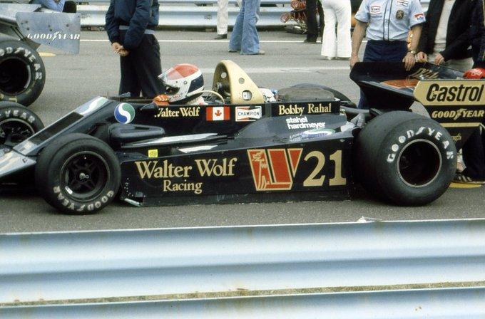 Happy Birthday Bobby Rahal!  (Wolf WR5, 1978 US GP, Watkins Glen)
