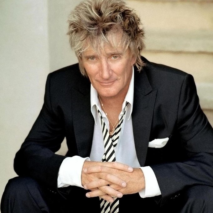 Happy birthday, Sir Rod Stewart!