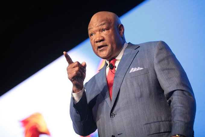 January 10, 1949 Happy Birthday to George Foreman who turns 65 today