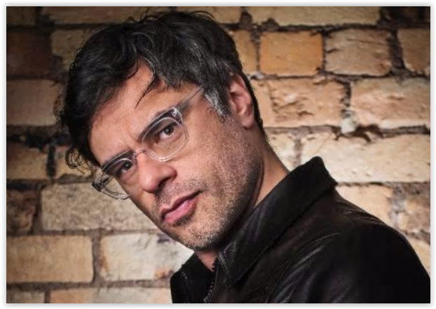 Happy Birthday Jemaine Clement! Born January 10, 1974.