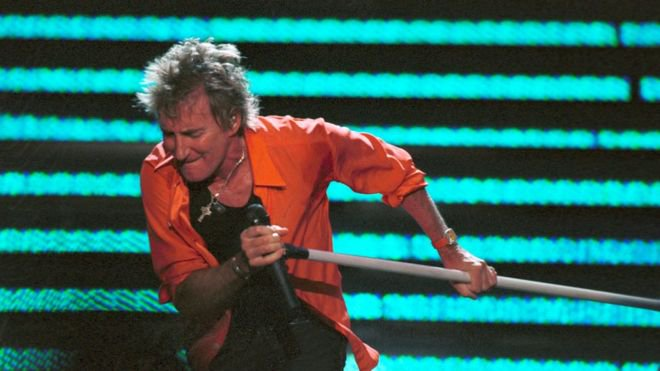 Stay With Me  Happy Birthday Today 1/10 to the legendary Rod Stewart. Rock ON!