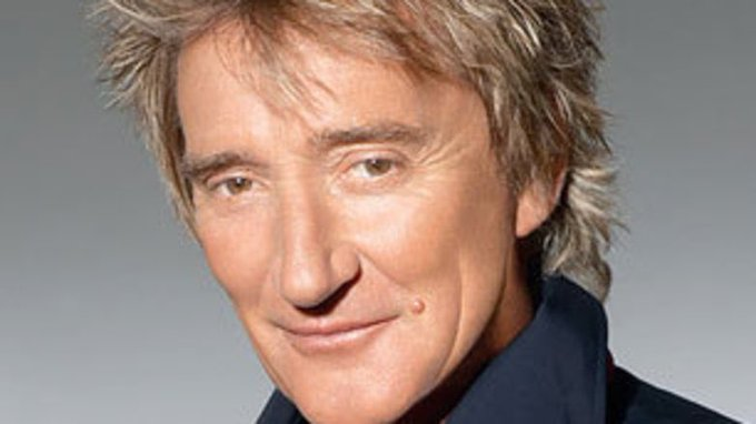 Happy Birthday to British rock icon, Rod Stewart!
