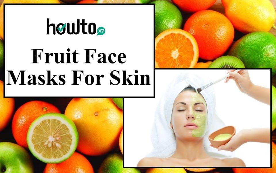 7 Fruit Face Mask Recipes To Clear Marks On Skin https://t.co/wtRFqKczJm...