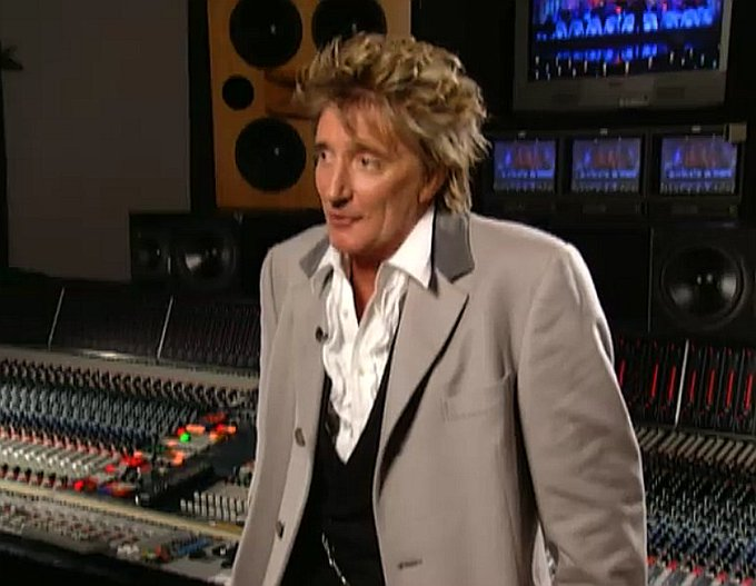 Rod Stewart Maggie May Happy birthday