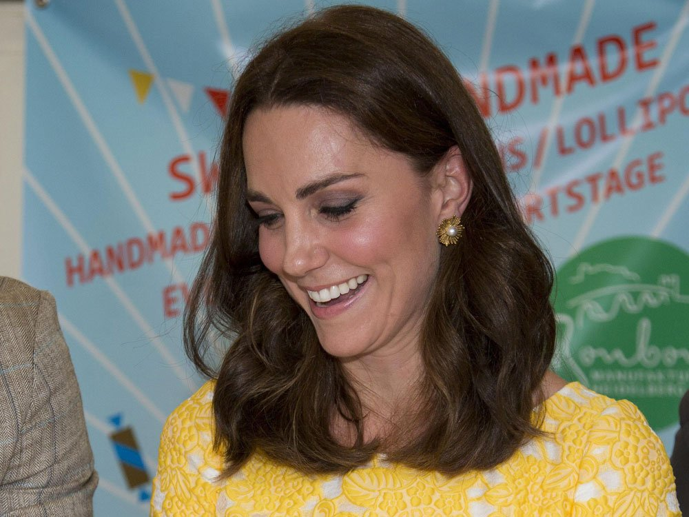 This Is How Kate Middleton Celebrated Her 36th Birthday