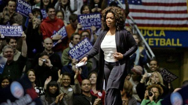 Connecticut Is Listening To The Rumors About Oprah Running For President