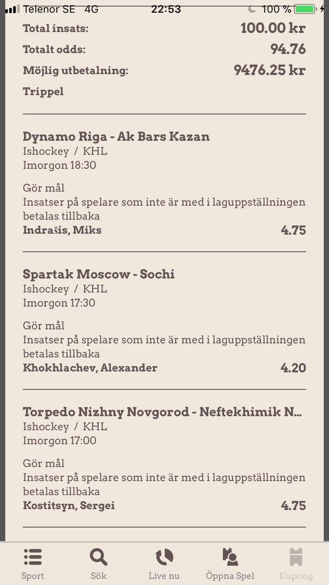 #betting