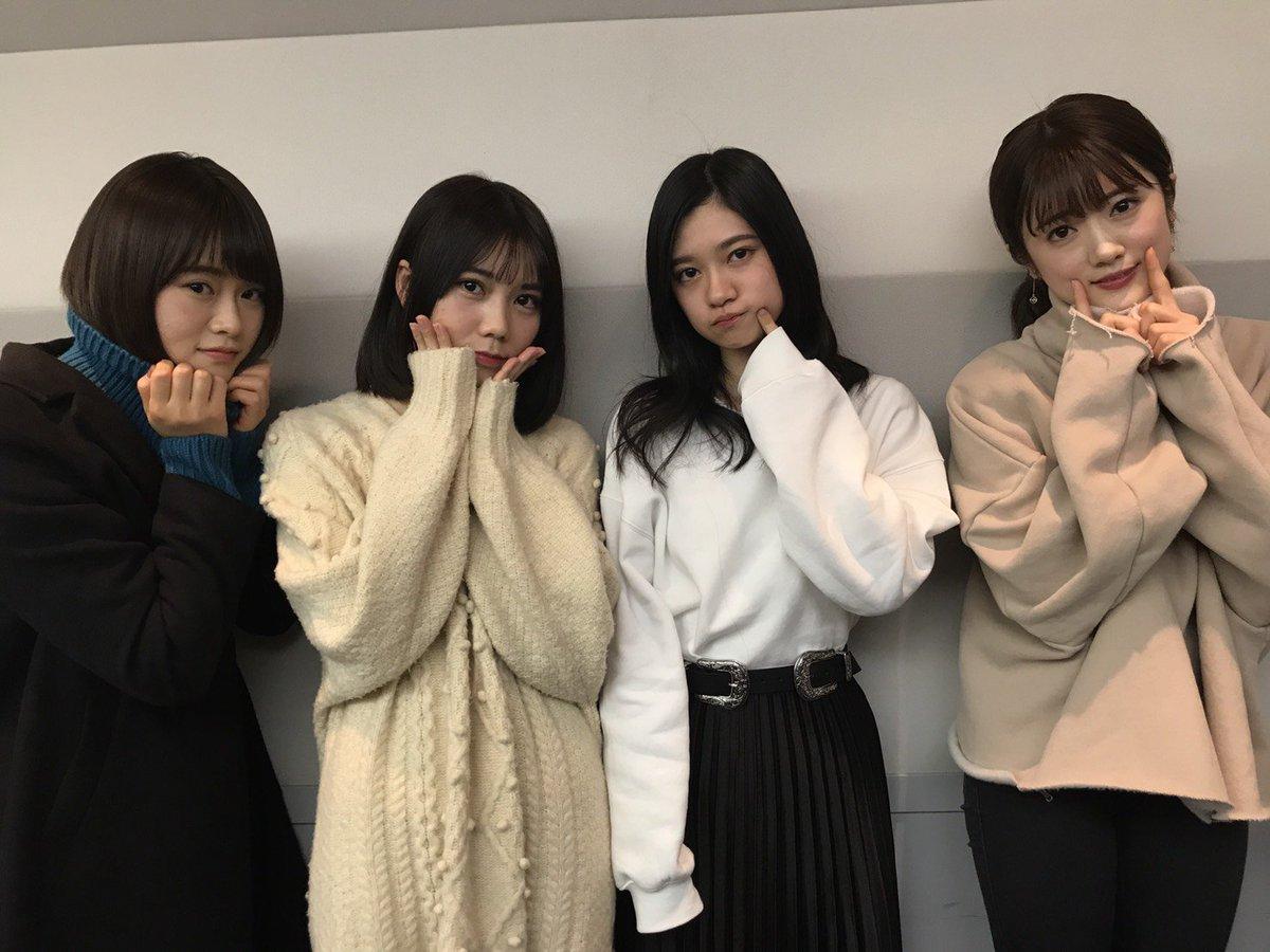 このあと25:00〜生放送のニッポン放送「AKB48のオールナイトニッポン」に川後陽菜、寺田蘭世、樋口日奈...