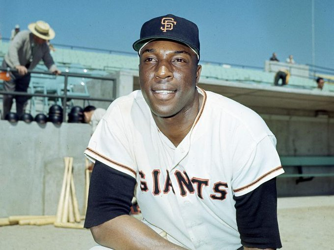 Happy birthday to Hall of Fame first baseman, Willie McCovey!