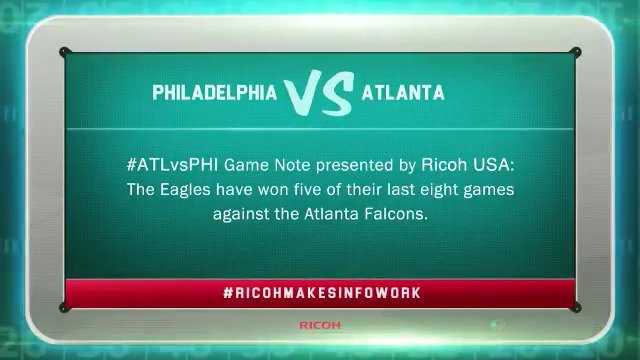 Full #ATLvsPHI Game Notes, presented by @RicohTweets: https://t.co/mJKZ5znCNd https://t.co/txBIdcw8wK