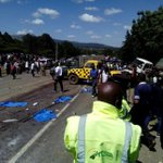 Kalenjin elders rule out superstition as cause of Salgaa accidents