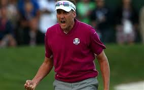 Happy 42nd birthday to Ryder Cup legend, Ian Poulter