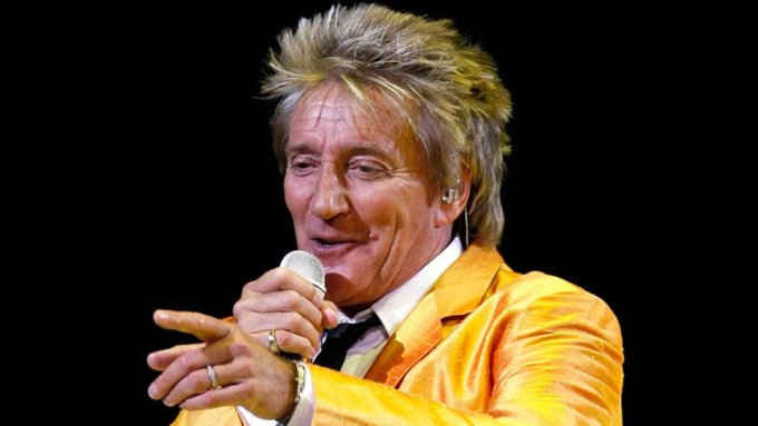 Happy 73rd birthday to the goat Rod Stewart.