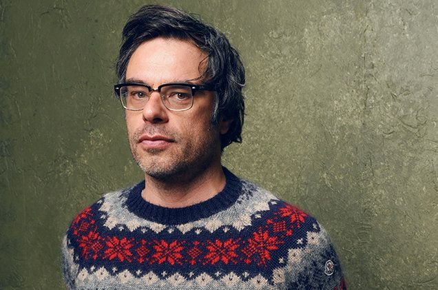 """I\m not crying. It\s just been raining...on my face.\""  Happy birthday to our fav New Zealander, Jemaine Clement!"