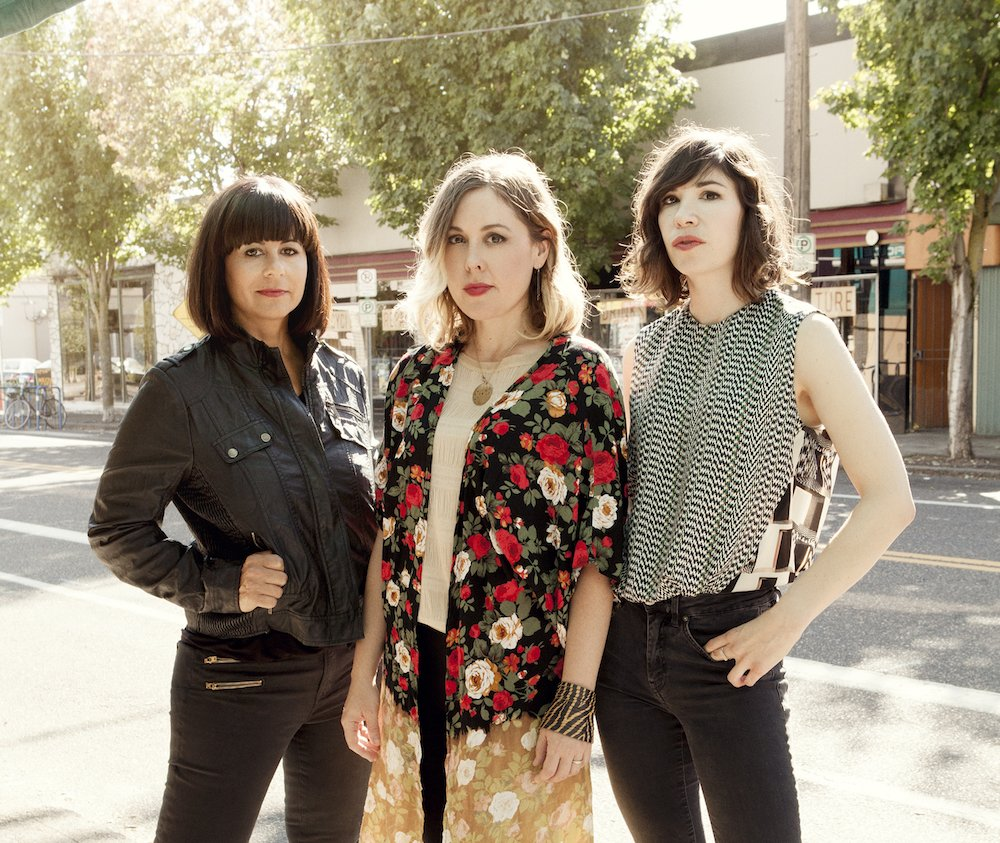.@Sleater_Kinney are working 'very slowly' on new music https://t.co/pOlzNycb3h https://t.co/GNDj8tZutg