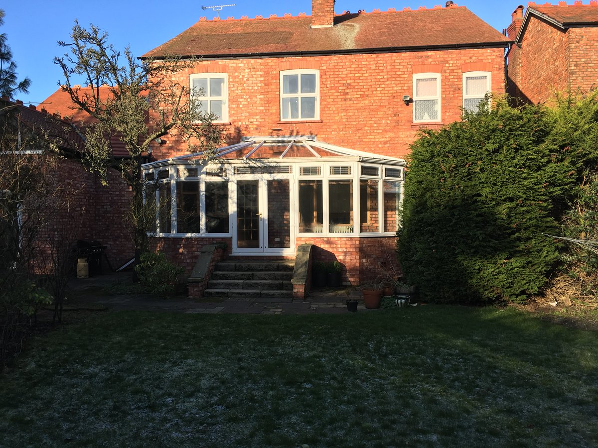 test Twitter Media - What a difference a day makes! A typical job for our domestic Building division- taking out a conservatory to then building an orangery! https://t.co/k1QqqwfYYq