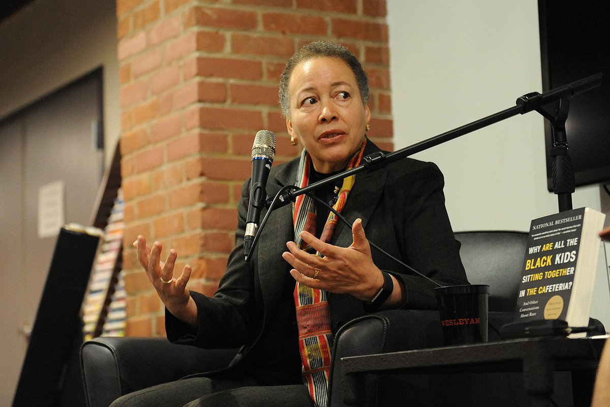 test Twitter Media - In the latest issue of Wesleyan Magazine @BDTSpelman '75, Hon. '15, P'04, PhD discusses her book and the costs of keeping silent about race:  https://t.co/yuONXxycHC https://t.co/kWrMMvghIF