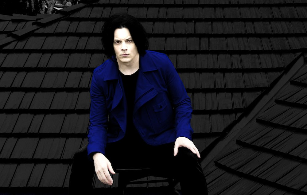 Jack White is back with TWO new songs and a pretty great video https://t.co/mQErtdVqMW https://t.co/0BBNKdJkBe
