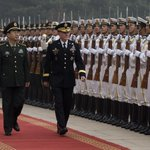 A Chinese general who vowed to fight corruption is under investigation for graft