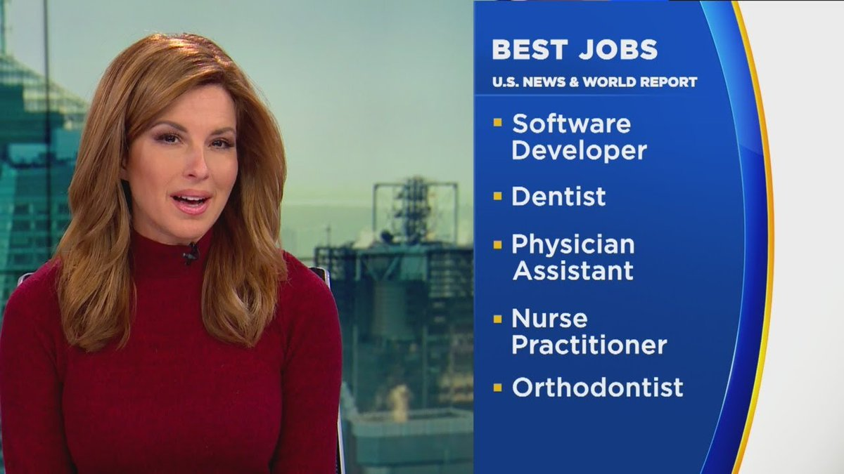 Software Developer Named 2018's Best Job