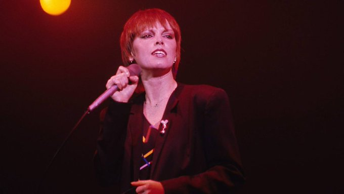 Happy Birthday to the one and only Pat Benatar!!!