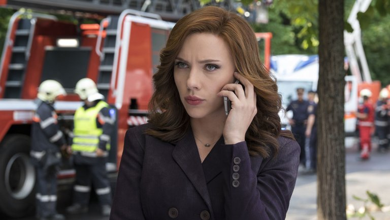 .@Marvel's 'Black Widow' movie sets writer