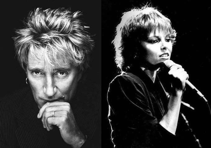 Happy Birthday to Rod Stewart and Pat Benatar!