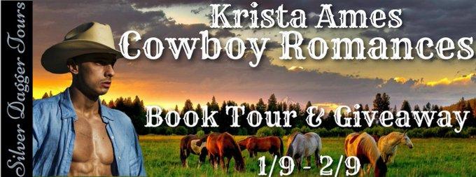 Krista Ames Cowboy Romances