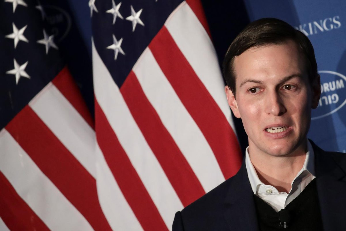 Trump's son-in-law Jared Kushner isn't off the hook in the Senate's Russia probe