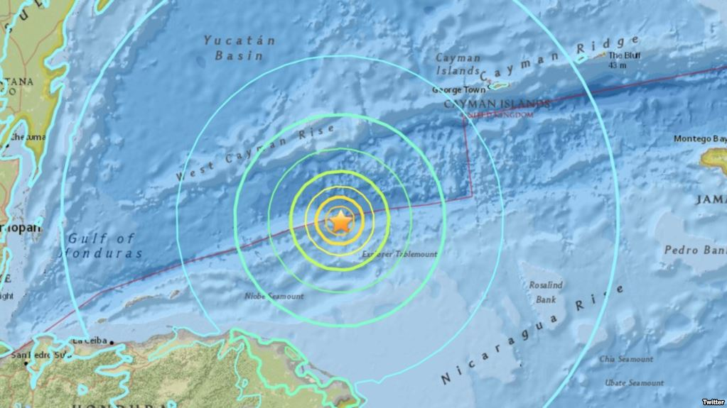 test Twitter Media - #Terremoto De 7,6 En #Honduras Provoca Alerta En El #Caribe - https://t.co/VjnipCfw81 https://t.co/NjKftWH20v