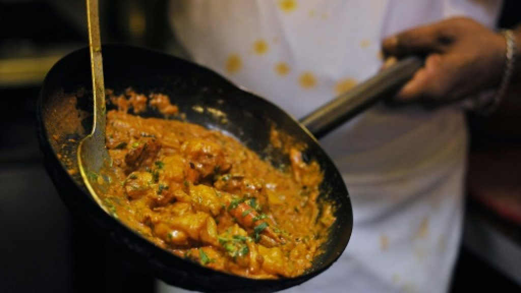 Fancy a 'proper' English curry in France? Now you can fly one in