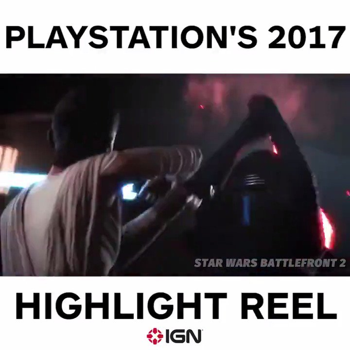 #PlayStation​'s biggest games of 2017! What was your favorite?! https://t.co/5j7n5aJ5Bo