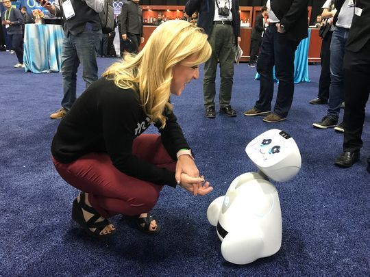 From smart wearables to robots - the stuff from #CES that you're actually likely to own this year. https://t.co/6nZpiU2uy6 https://t.co/nXeQLzZm68