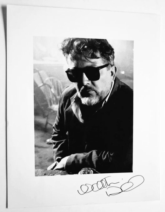 Happy birthday Walter Hill