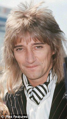 And of course, a happy birthday to the one & only Rod Stewart!!!