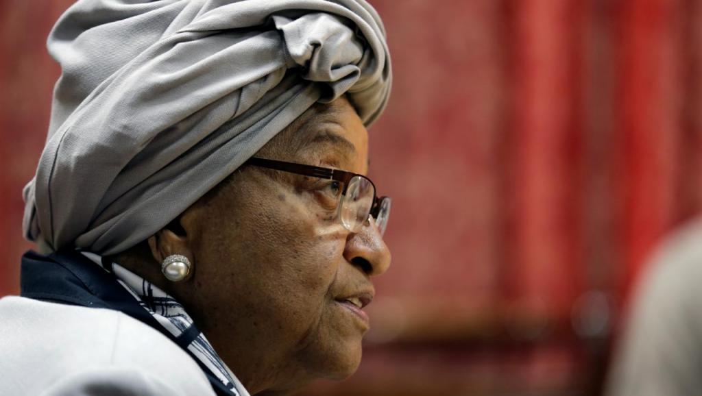 Sirleaf veut accélérer l'adoption de projets de loi avant son départ