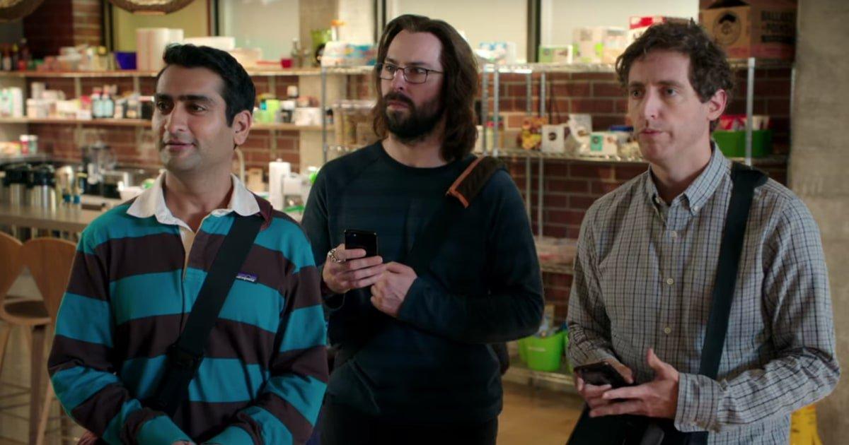 Watch the new 'Silicon Valley' Season Five trailer https://t.co/HfafrHfUZl https://t.co/KrDQhvpyZM