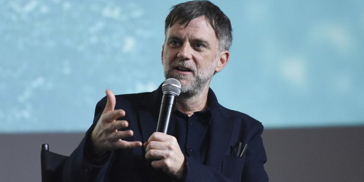 Paul Thomas Anderson is happiest when he's working