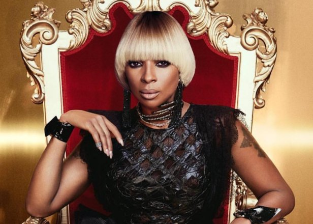Happy birthday to the beautiful and talented grammy award-winning R&B singer, Mary J. Blige!