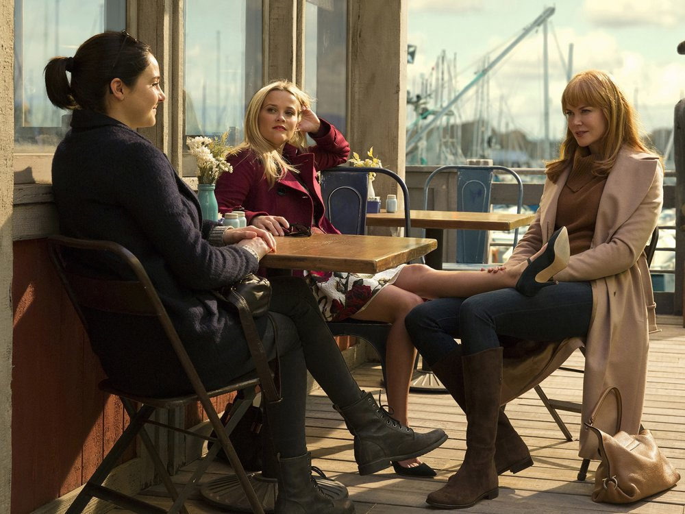 BigLittleLies has received the most awards nominations so far by our reckoning
