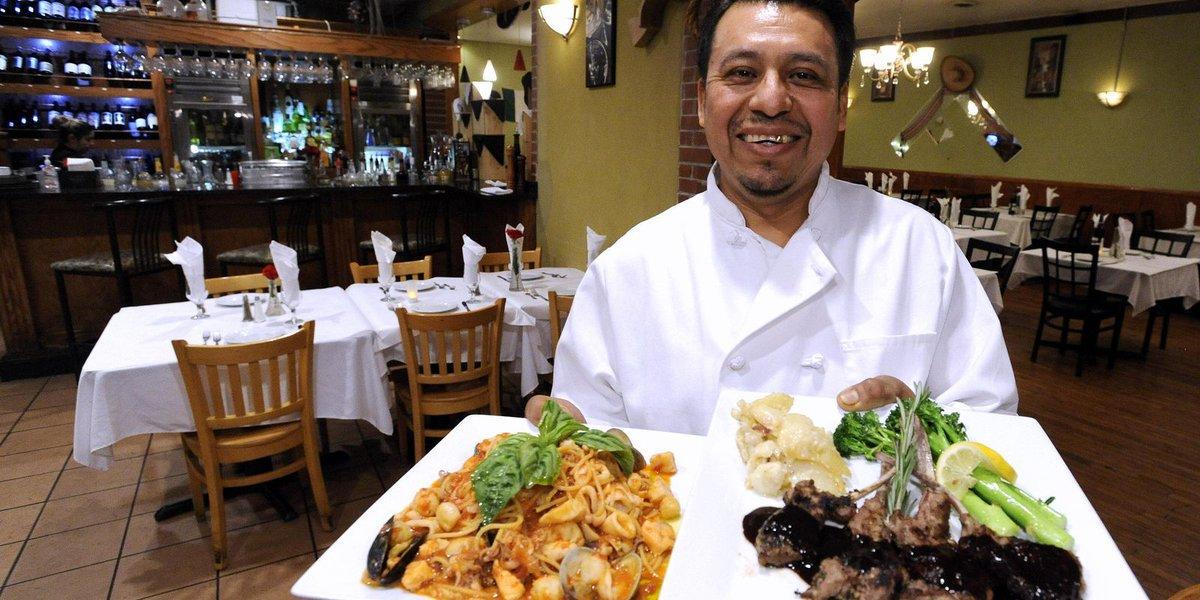 Dining: El Barzon combines Mexican, Italian menu