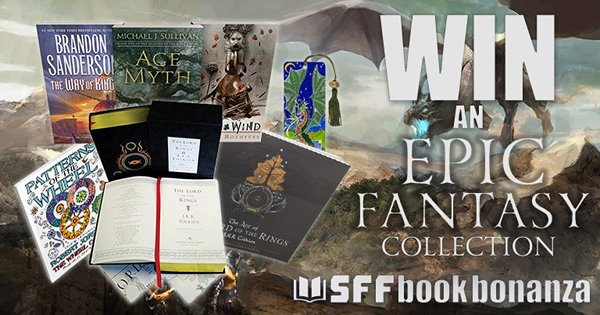 Win an Epic Fantasy Book Collection