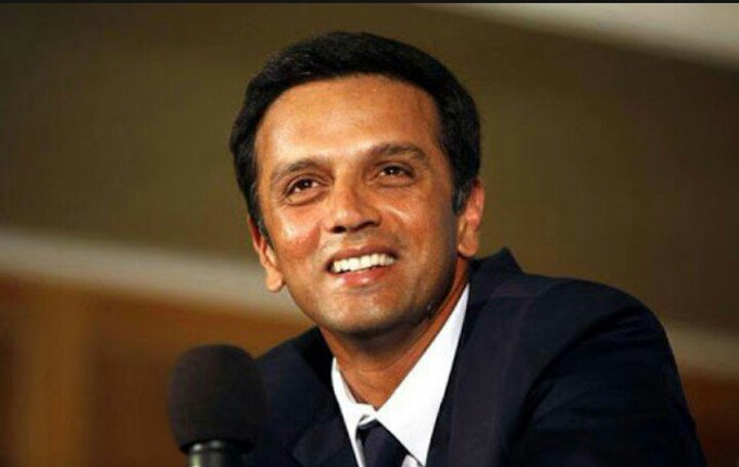 When Life Gives You Rahul Make It Dravid Not Gandhi.  Happy Birthday Rahul Dravid.