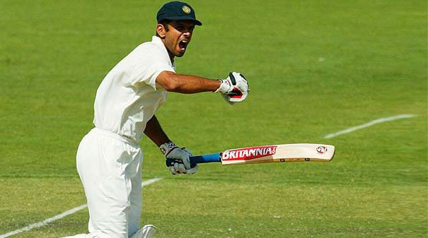 Wishing A Very Happy Birthday to The Wall Of Cricket Rahul Dravid.